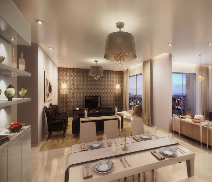 Luxury Apartments in Whitefield